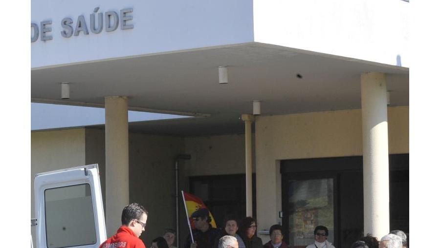 Em Valença, a população protestou contra o fecho das Urgências e a ministra disse que era desinformação