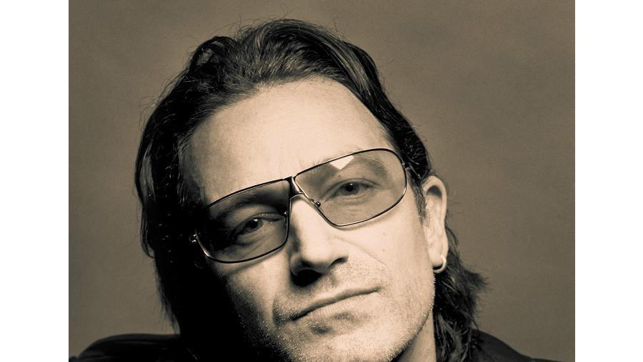 O homem de negócios Bono