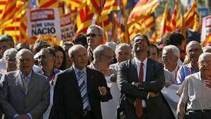 Catalunha nas ruas