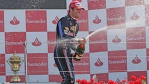 Mark Webber vence GP da Grã-Bretanha