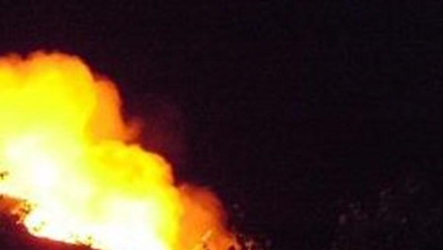 Odivelas: Ferido grave em incêndio