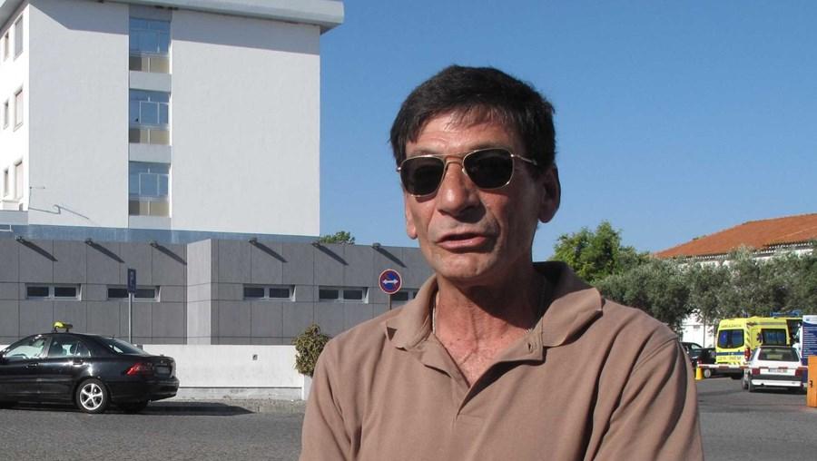 João Alas critica o atendimento do Hospital Distrital de Évora