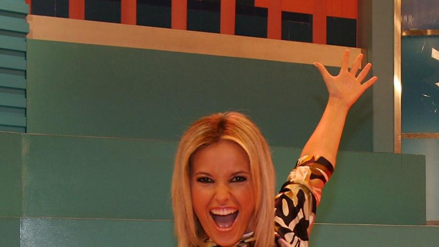 Cristina Ferreira apresenta o programa da Manhã 'Você na TV' com Manuel Luís Goucha