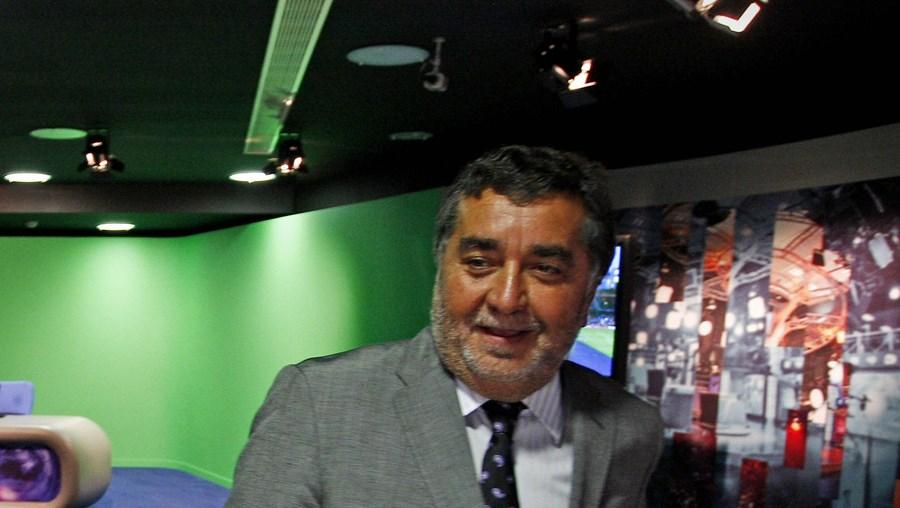 Guilherme Costa, presidente da RTP, assinou o contrato de concessão em Março de 2008