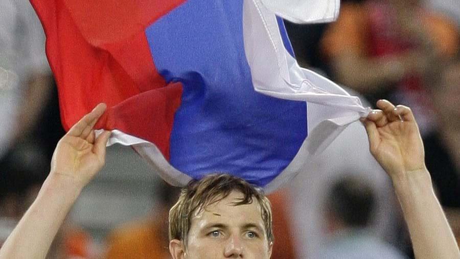 Pavlyuchenko: Fica no Tottenham