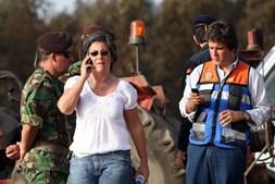 Governadora Civil do Porto, Isabel Santos, chegou a ver cenário de desolação de perto