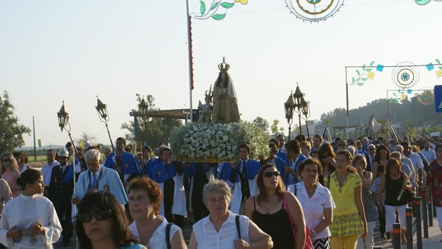 Coruche venera Nossa Senhora do Castelo