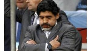 Maradona quer festejar 50.º aniversário em Nápoles