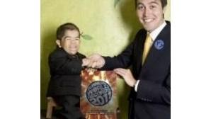 Homem mais pequeno do Mundo é colombiano