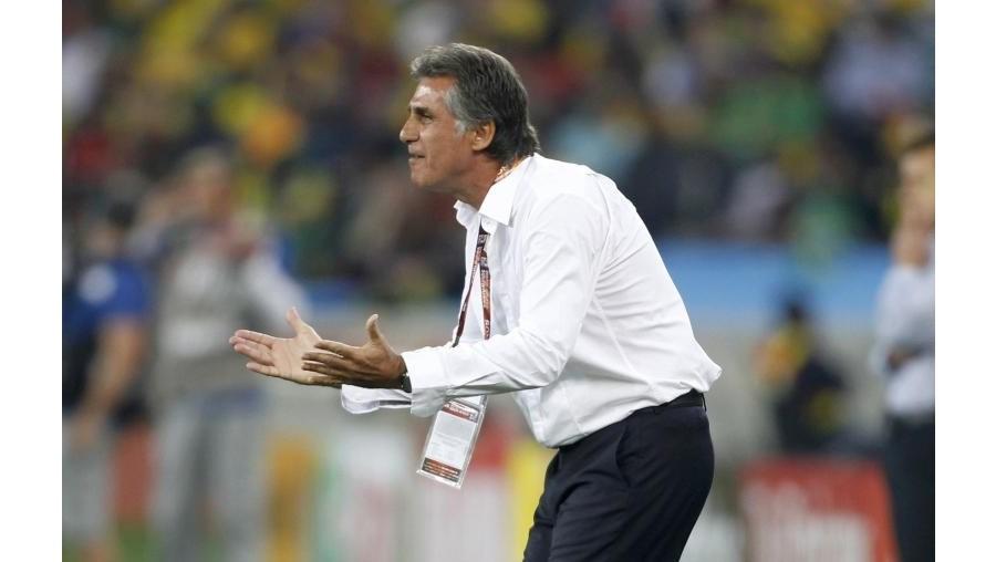 Ordenado de Scolari era pago por patrocinadores e FPF, e o de Queiroz apenas pela Federação