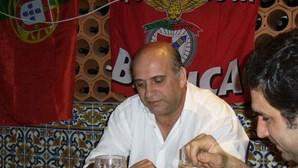 Antigo dirigente do Benfica detido pela PSP após nove anos em fuga