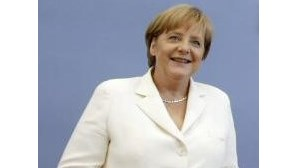 Merkel perseguida por louco