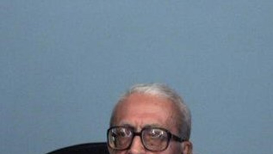 Aziz quando testemunhava no julgamento de Saddam Hussein