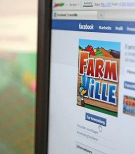 Farmville, Facebook, famosos