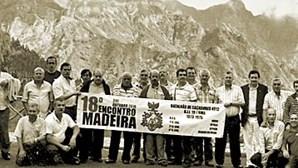 Caçadores do Batalhão 4912 na Madeira