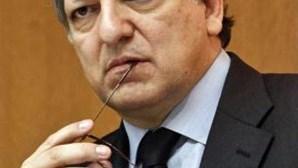 Durão Barroso nega pressões europeias a Portugal