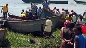 Naufrágios em Angola e Moçambique