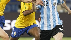 David deixou escapar Messi