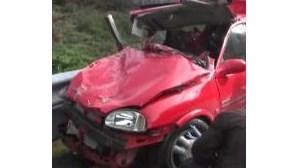 Santo Tirso: Um morto em colisão