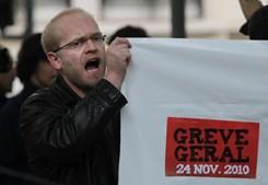 Professores aderiram em força à greve geral