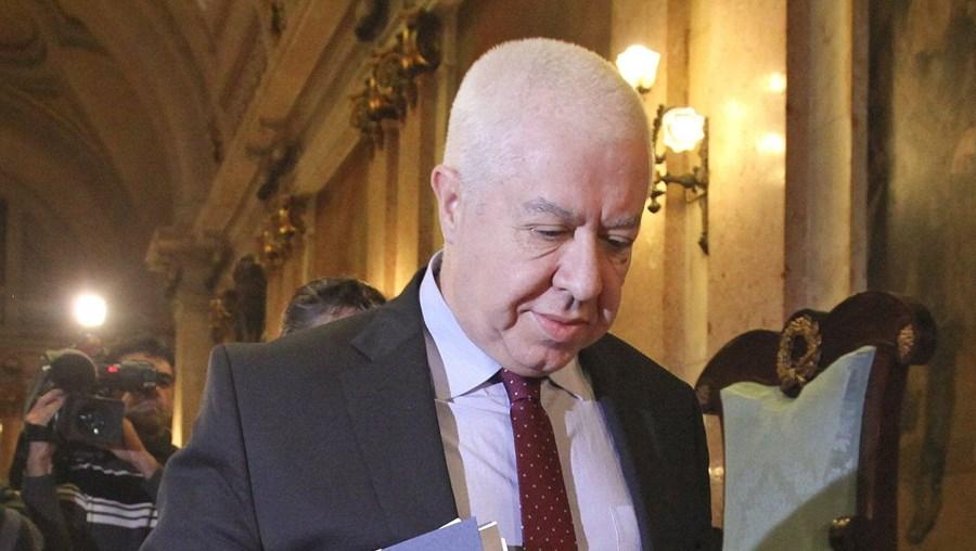 Deputados estiveram ontem a ouvir Teixeira dos Santos durante quatro horas sobre o próximo Orçamento do Estado