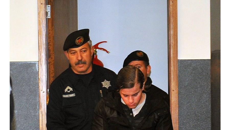 David Saldanha simulou um assalto com sequestro após o homicídio