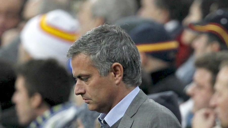 José Mourinho diz que quer chegar à final da Liga dos Campeões