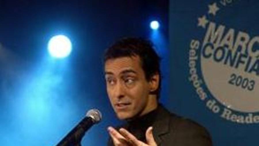 Luís de Matos assinou contrato com a cadeia britânica 'BBC' para uma série de cinco programas