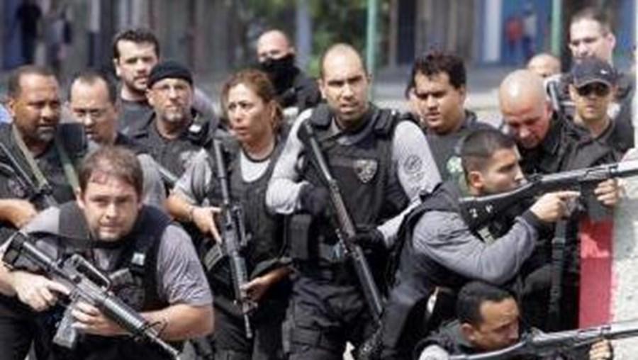 Coronel avançou o número de agentes comparando com Timor-Leste, onde foram necessários 12 mil agentes para pacificar o país