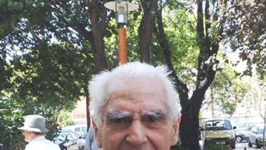 Giacomino Ferrari tinha 93 anos