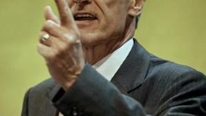 """Cavaco admite cenário de """"crise grave"""" em Portugal"""