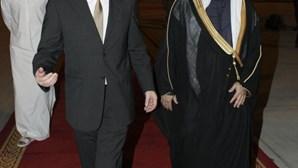 Sócrates nega venda de dívida pública ao Qatar