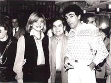 Em 1980, entre a actriz Helena Isabel e o cantor Paulo de Carvalho