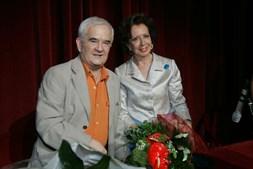 Jornalista tinha uma grande admiração pela ex-primeira-dama Manuela Eanes