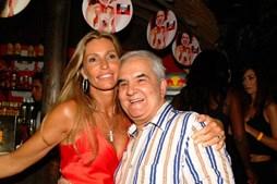 Cinha Jardim, outra figura da vida social portuguesa, também era próxima de Carlos Castro