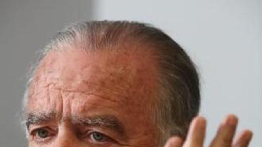 Manuel Alegre discursava durante um almoço com apoiantes em Beja