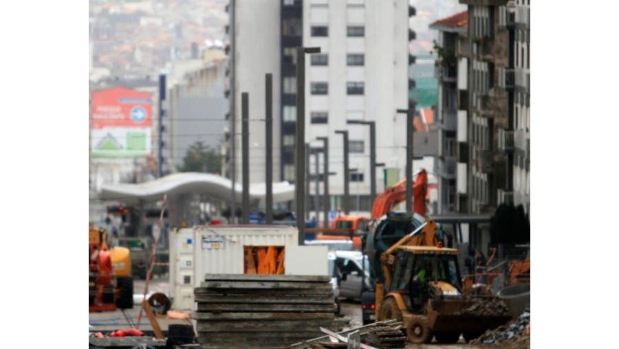 Metro do Porto avança
