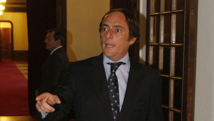 O líder do CDS-PP, Paulo Portas, assinou petição on-line