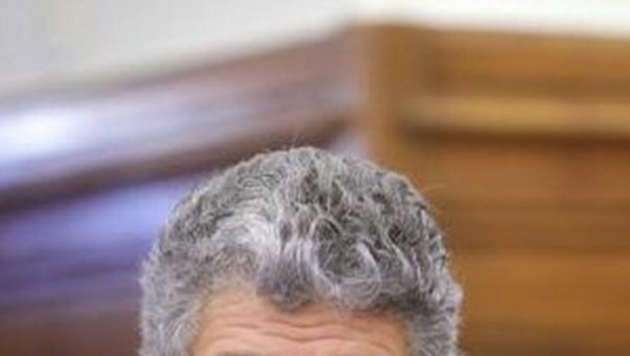 O secretário de Estado do Emprego, Valter Lemos
