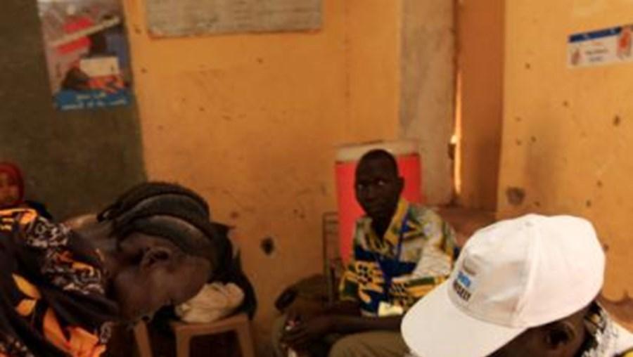 Os sudaneses foram a votos sobre a independência de 9 a 15 de Janeiro