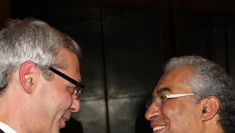 Novo director José Luís Ferreira foi felicitado por António Costa