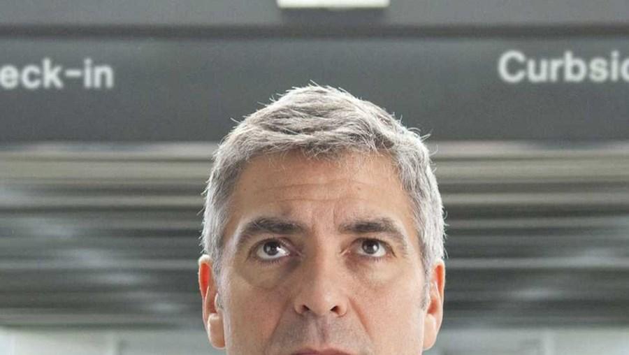 George Clooney: Actor tem malária