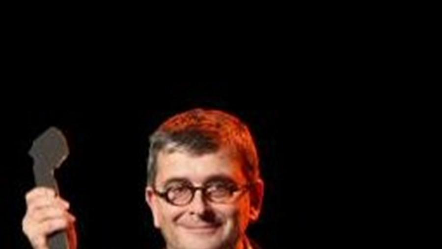Jean-François Chougnet foi premiado na V Gala Amália, em 2010
