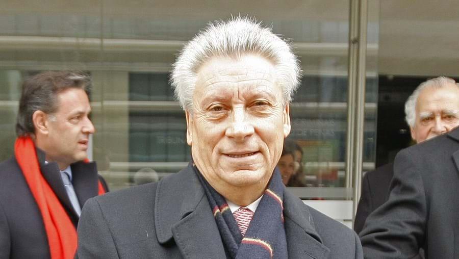 José Penedos foi ontem figura central do processo 'Face Oculta'