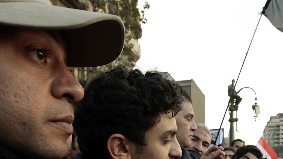Wael Ghonim levou mais de 200 mil pessoas à praça Tahrir, na capital egípcia