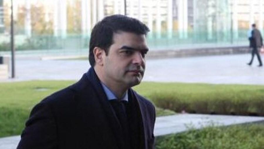 Rui Pedro Soares é um dos três arguidos neste processo