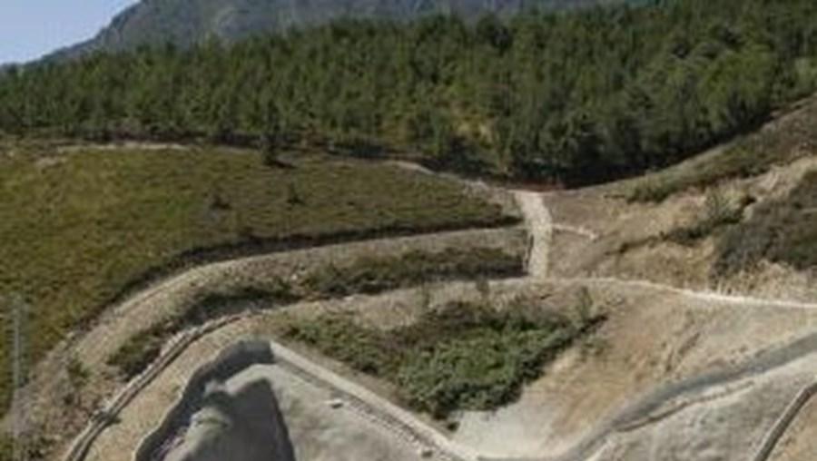 O túnel do Marão é uma das obras integradas no prolongamento da A4