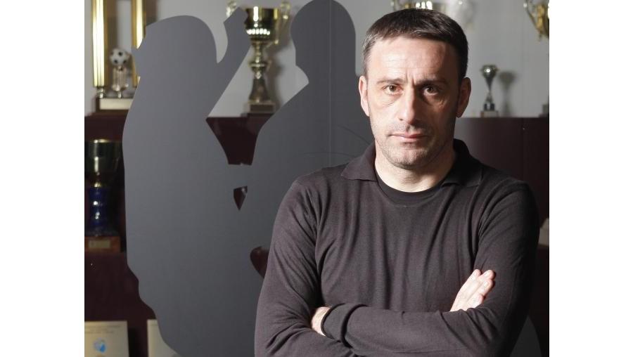O seleccionador nacional Paulo Bento
