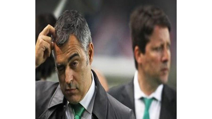 Couceiro substitui Paulo Sérgio