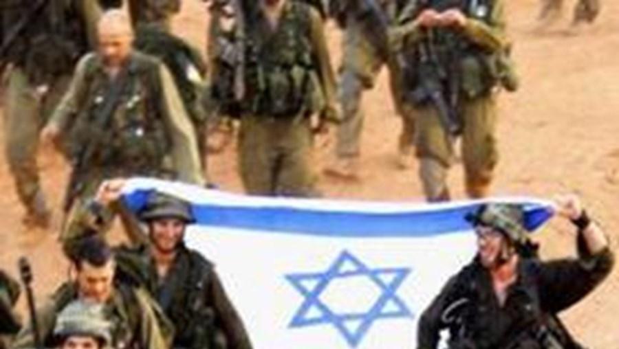 """Militares israelitas indicaram que tinham como alvo """"vários refúgios terroristas"""""""
